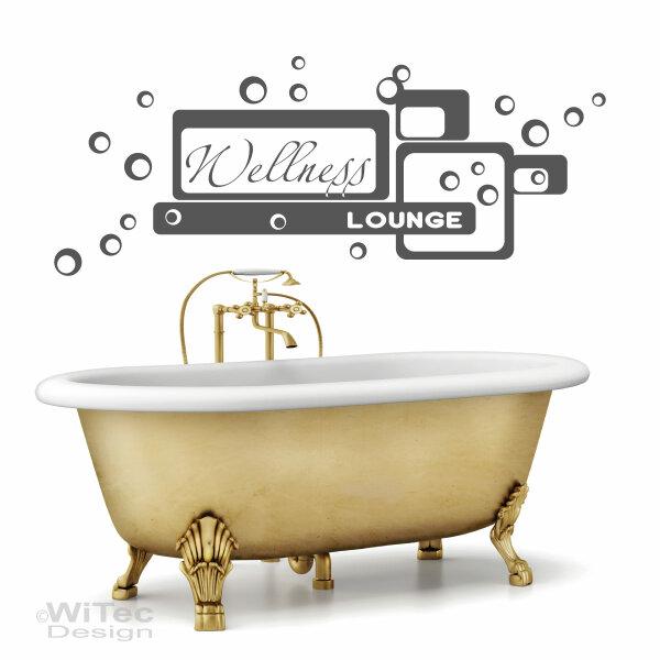 Wandaufkleber Wellness Lounge Wandtattoo Badezimmer